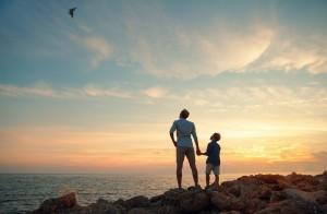5 leggi biologiche padre e figlio